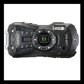 Amazon|RICOH 防水デジタルカメラ WG-60 (125599)