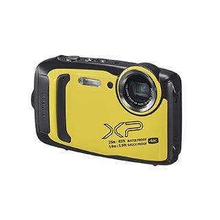 Amazon| FUJIFILM 防水カメラ XP140 (125606)