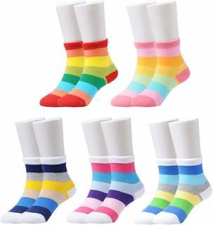 Amazon | EPEIUS 靴下 女の子ソックス (127909)