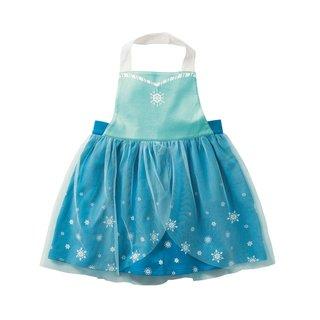 Amazon.co.jp: [ベルメゾン] ディズニー エプロン ドレス プリンセス キッズ 女の子 エルサ  (129875)