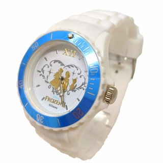 Amazon | アナと雪の女王2 ユニセックス 腕時計 ウォッチ 時計 (129879)