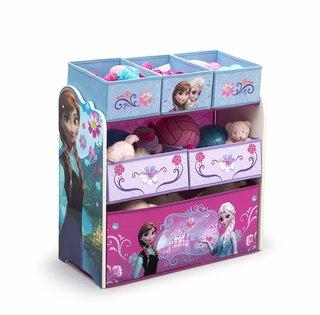 Amazon | デルタ ディズニー アナと雪の女王 マルチ おもちゃ箱 (129911)