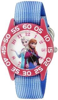 Amazon | Disney Infinity Kids' W002504 ディズニー アナと雪の女王 ガールズ 腕時計 (129912)