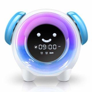 Amazon.co.jp : 初売り 目覚まし時計 光 LEDライト 目覚ましライト めざまし時計 (130373)