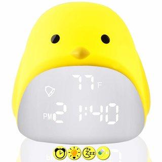 Amazon.co.jp: CYBERNOVA 子供用目覚まし時計  (130384)