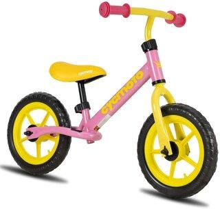 Amazon | cycmoto 幼児用 ペダルなし自転車 2、3、4、5、6歳 子供用 バランス 12インチ (132257)
