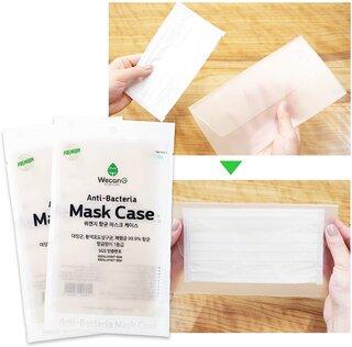 Amazon | 【即納】銅除菌マスクケース 2枚セット マスク除菌 スマホ除菌 ウイルス対策 (133847)