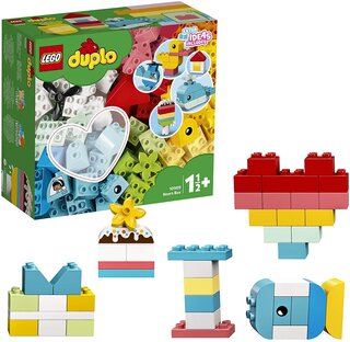 Amazon.co.jp: レゴ(LEGO) デュプロ デュプロのいろいろアイデアボックス (134766)
