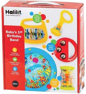Amazon | ハリリット (Halilit) ファースト・ミュージックセット (134770)