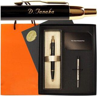 Amazon | PARKER IM 名入れ ボールペン 7特盛ギフトセット ブラック (134790)
