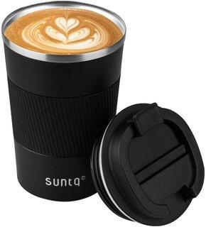 Amazon|SUNTQ タンブラー コーヒー専用 水筒 マグボトル 更新版 380ml  (134796)