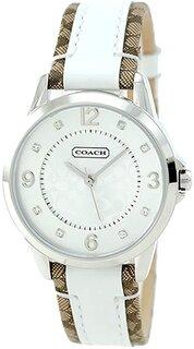 Amazon | コーチ COACH クラシック シグネチャー レディース 腕時計 (134885)