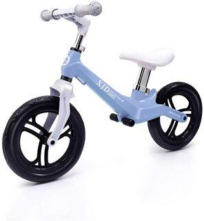 Amazon | XJD ペダルなし自転車 幼児 子供用 バランスバイク 超軽量 マグネシウム合金製 キックバイク トレーニングバイク 高さ調整可 2歳~5歳対象 (135455)