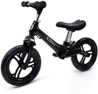 Amazon | XJD ペダルなし自転車 幼児 子供用 バランスバイク 超軽量 マグネシウム合金製 キックバイク トレーニングバイク 高さ調整可 2歳~5歳対象 (135456)