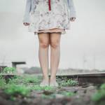 """【1日1分♡】""""三角のポーズ""""で下半身ヤセ&消化能力UP!"""
