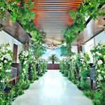 【福岡の結婚式場おすすめ情報◎】ザ・ルイガンズで叶うリゾート婚