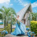 【福岡の結婚式場おすすめ情報◎】ザ マティルタスイートで海外風結婚式♡