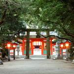 《和婚スタイル♡》福岡で人気&アクセス抜群♡「住吉神社」であげる結婚式