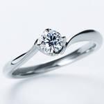 【オススメの結婚指輪特集④】シンプルで洗練された4℃ジュエリー◎