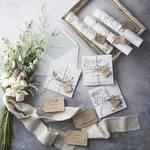 【結婚式DIYのススメ★】周りと差をつけるペーパーアイテム手づくりキット♡