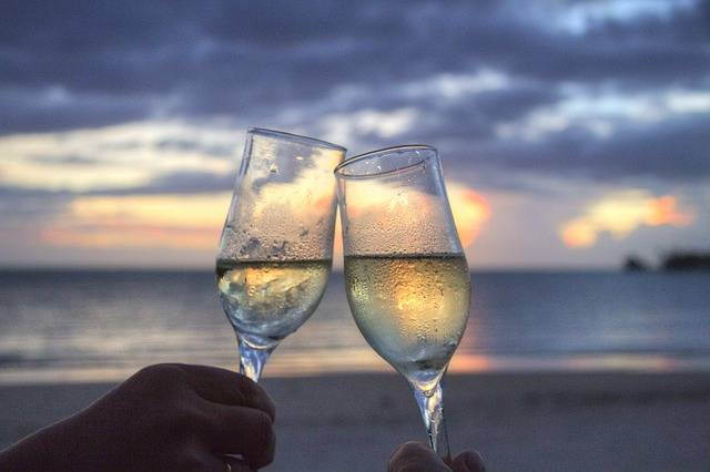 Free photo: Glasses, Sparkling Wine, Cheers - Free Image on Pixabay - 213156 (409)