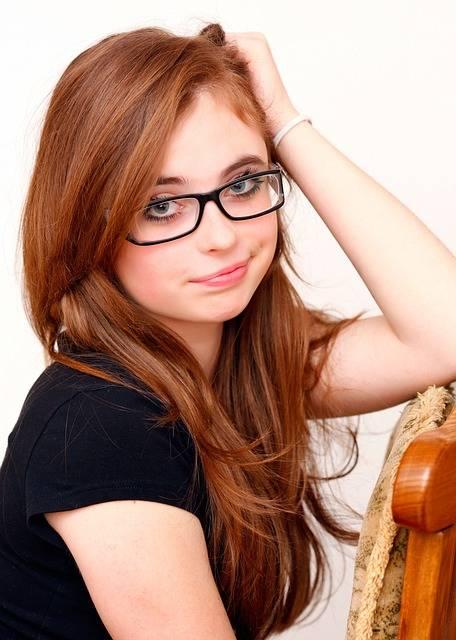 Free photo: Portrait, Girl, Glasses, Eyes, Face - Free Image on Pixabay - 1152472 (650)