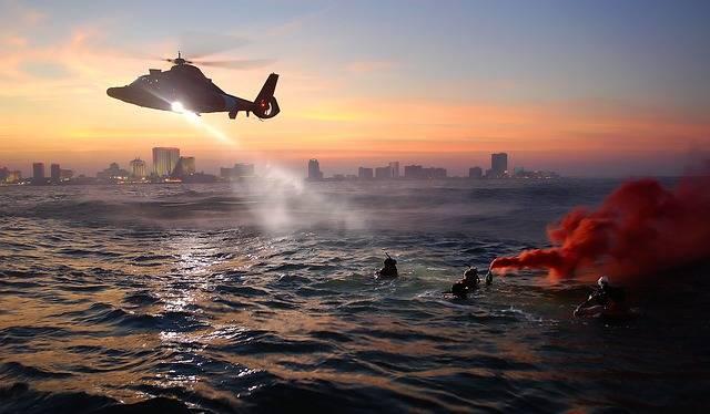 Free photo: Helicopter, Coast Guard - Free Image on Pixabay - 615168 (1456)