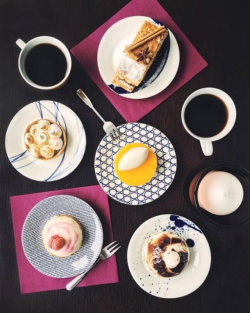 Free photo: Table, Dessert, Coffee - Free Image on Pixabay - 1589012 (1663)