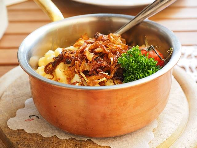 Free photo: Cheese Noodles, Court, Eat - Free Image on Pixabay - 609776 (2379)