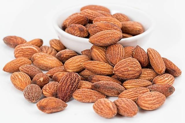 Free photo: Almonds, Nuts, Roasted, Salted - Free Image on Pixabay - 1768792 (2898)