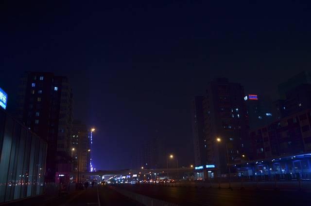 Free photo: Late At Night, Beijing, Crossroads - Free Image on Pixabay - 702541 (4204)