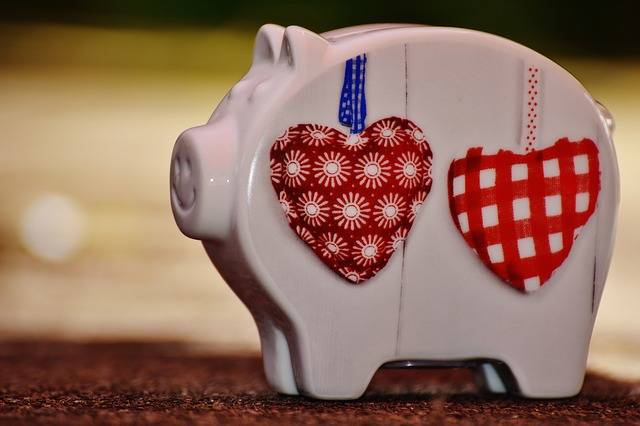 Free photo: Piggy Bank, Heart, Love, Funny - Free Image on Pixabay - 1592624 (4795)