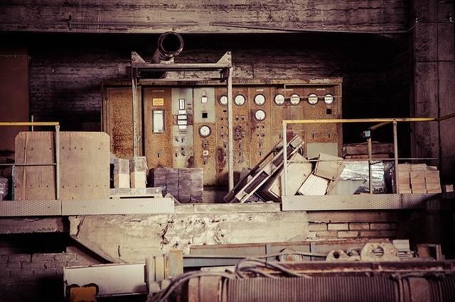 Free photo: Old Factory, Abandoned, Outdoors - Free Image on Pixabay - 1527391 (4903)