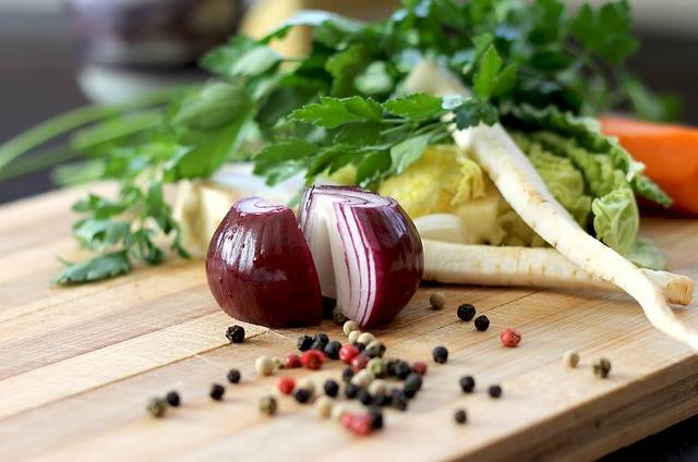 Free photo: Greens, Onion, Spices, Vegetables - Free Image on Pixabay - 266560 (4986)