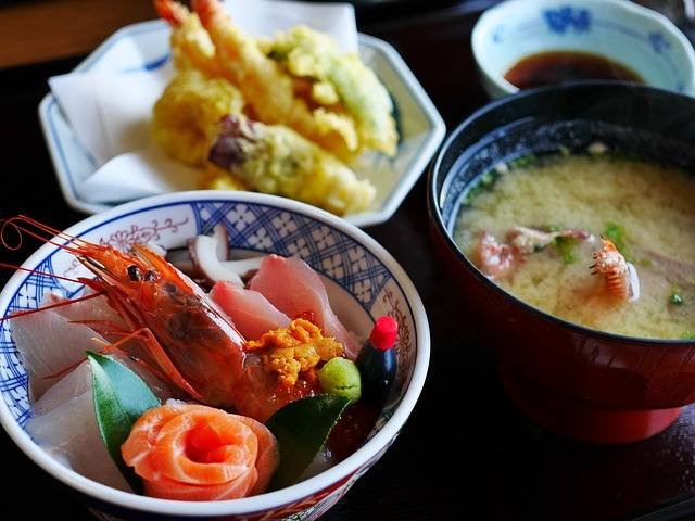 Free photo: Japanese Food, Japan Food, Sashimi - Free Image on Pixabay - 1604865 (5014)