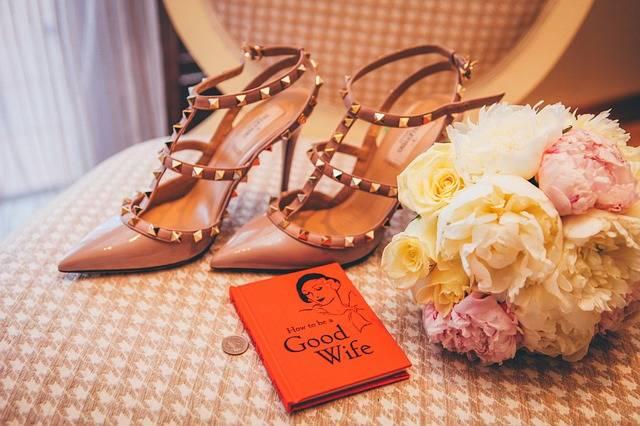 Free photo: Shoes, Bride, Wedding, Fashion - Free Image on Pixabay - 1030823 (5051)