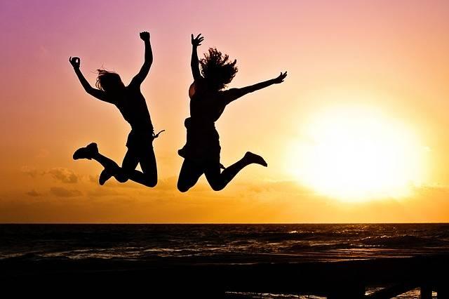 Free photo: Youth, Active, Jump, Happy, Sunrise - Free Image on Pixabay - 570881 (5238)
