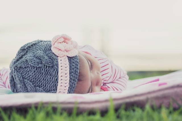 Free photo: Baby, Lay Down, Sleeping, Pink - Free Image on Pixabay - 887833 (5556)