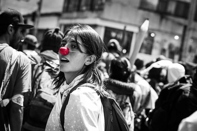 Free photo: Red Nose, Color Splatter, Joy - Free Image on Pixabay - 1675188 (5591)