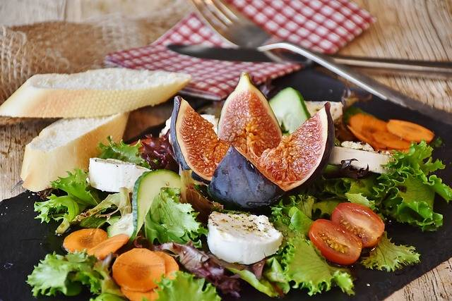 Free photo: Salad, Figs, Cheese, Goat Cheese - Free Image on Pixabay - 1672505 (5644)