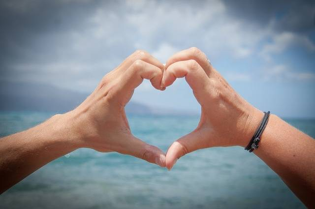 Free photo: Heart, Love, Hands, Valentine'S Day - Free Image on Pixabay - 462873 (5760)