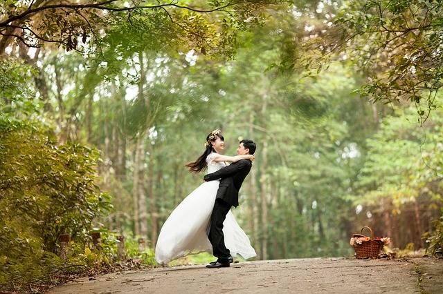 Free photo: Wedding, Love, Happy, Couple, Bride - Free Image on Pixabay - 443600 (6007)
