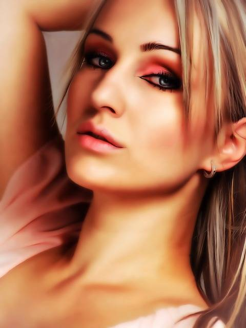 Free illustration: Woman, Face, Eyes, People - Free Image on Pixabay - 729980 (6087)