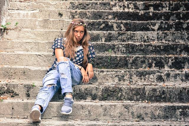 Free photo: Beautiful, Blonde, Downstairs - Free Image on Pixabay - 1866484 (7719)