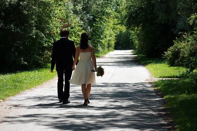 Free photo: Wedding, Back, Backs, Summer, Solar - Free Image on Pixabay - 210909 (7995)