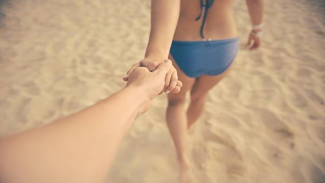 Free photo: Couple, In Love, Stand Hand Hand - Free Image on Pixabay - 1192005 (12556)