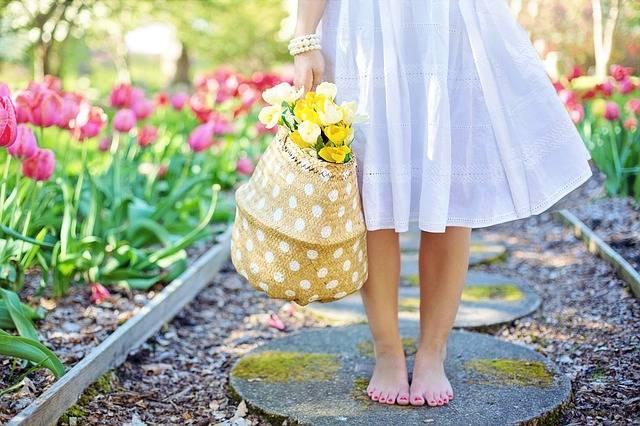 Free photo: Spring, Tulips, Pretty Woman - Free Image on Pixabay - 2298279 (14148)
