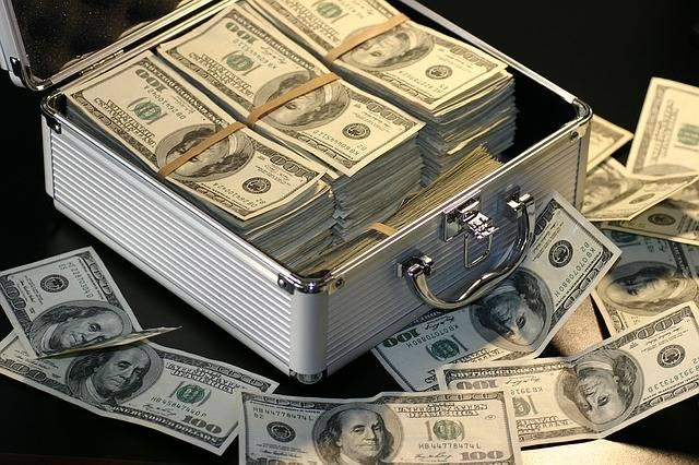 Free photo: Money, Dollars, Success, Business - Free Image on Pixabay - 1428594 (23014)