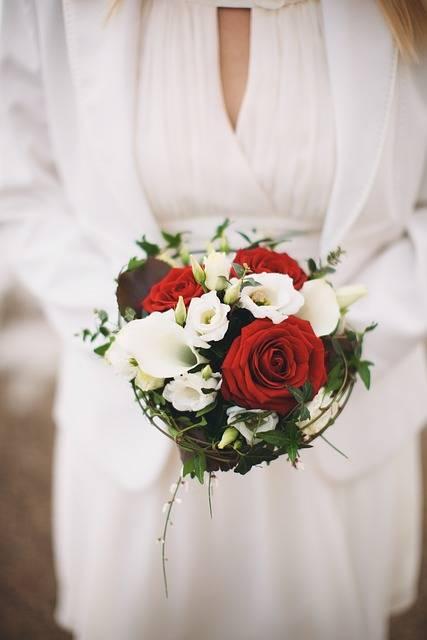 Free photo: Wedding, Bouquet, Flower, Rose - Free Image on Pixabay - 3269731 (23290)