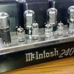 [探求シリーズ]McIntosh マッキントッシュ 管球式パワーアンプ MC240の特徴